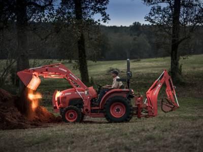 2017 Kubota L3901 HST | Central Equipment | Medford, OR